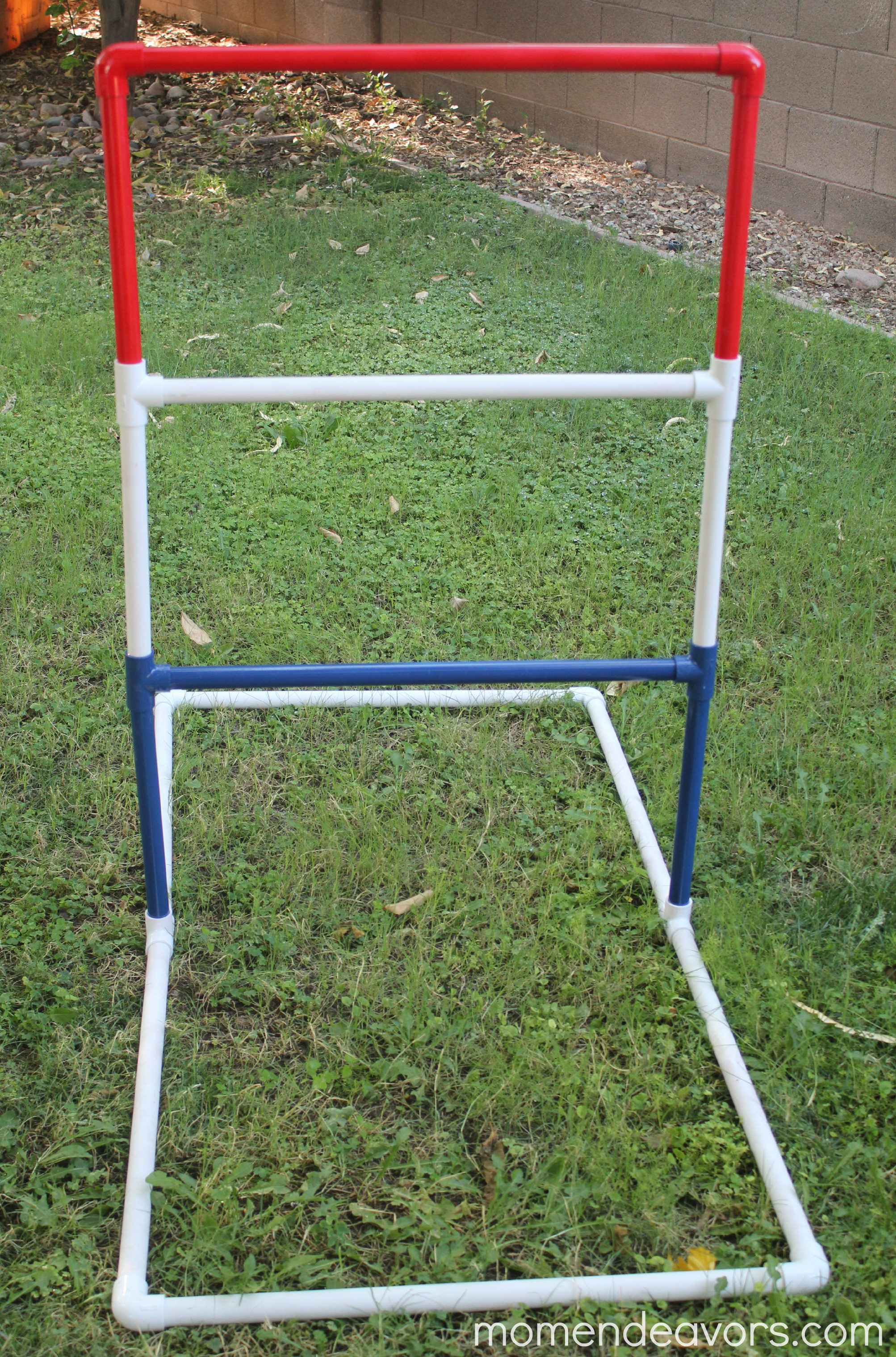 Diy patriotic ladder golf once solutioingenieria Images