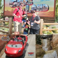 Get Ready to be Floored: Cars Land Attractions at Disney California Adventure Park (Review Part 1)! #CarsLand #JustGotHappier