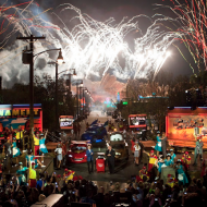Star-Studded Cars Land Red Carpet Grand Opening Celebration #CarsLand #JustGotHappier