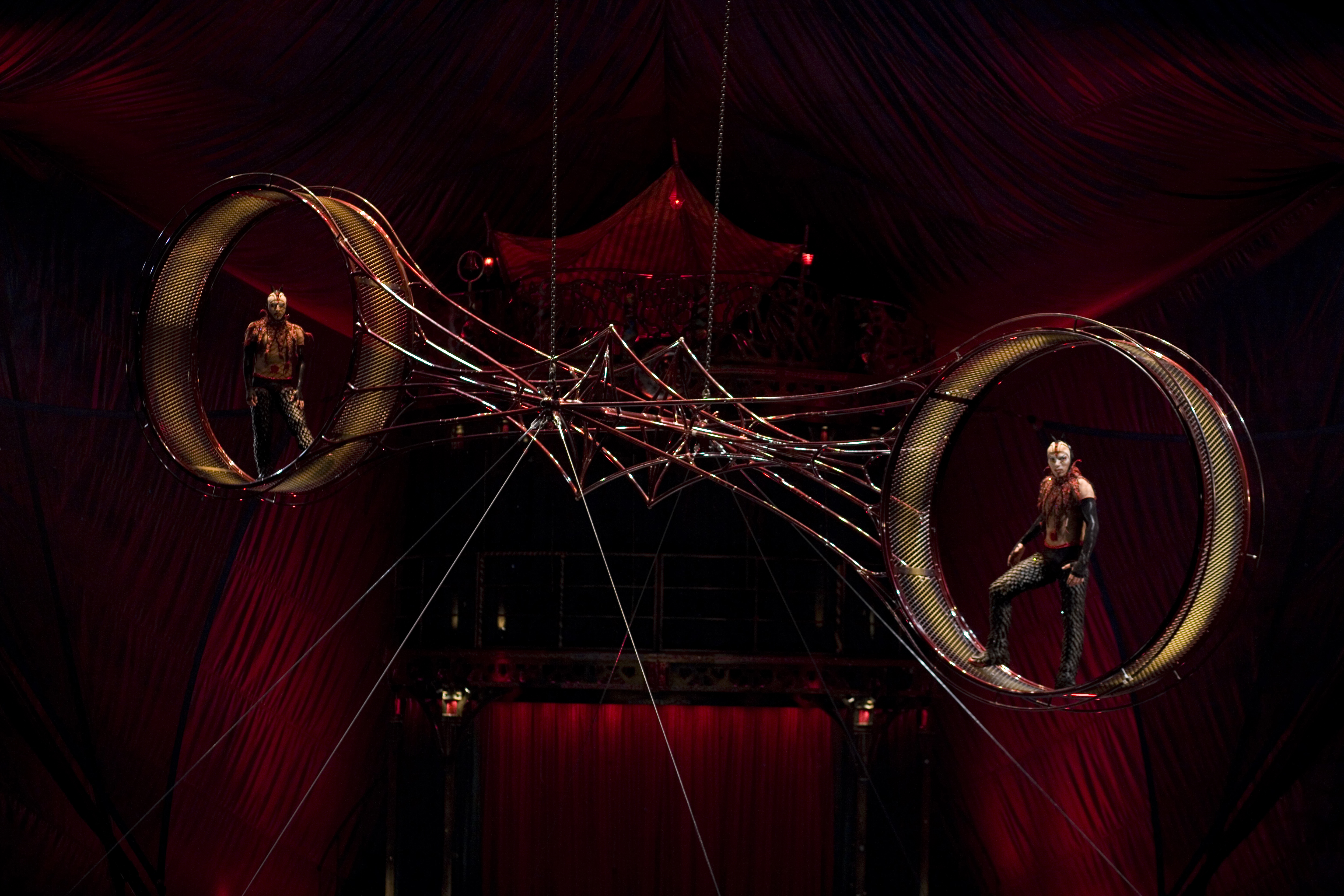 TIMELINE: The history of the Cirque du Soleil