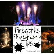 How to Photograph Fireworks {Tips Roundup}