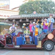 Disney California Adventure Park's Grand Reopening: Buena Vista Street, Cars Land, Mad T Party, Pixar Parade, and more!