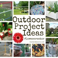 10 Great Outdoor #LowesCreator Projects! {+ $100 Lowe's Gift Card Giveaway!!}
