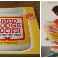 Mod Podge Rocks! {Book Review + Giveaway!!!}