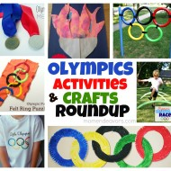 Olympics Activities & Fun Foods Ideas Roundup