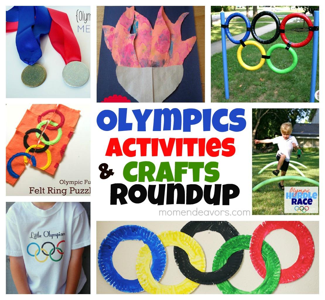 Classroom Olympics Ideas ~ Olympics activities fun foods ideas roundup
