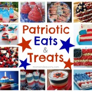 Patriotic Fourth of July Eats & Treats Roundup