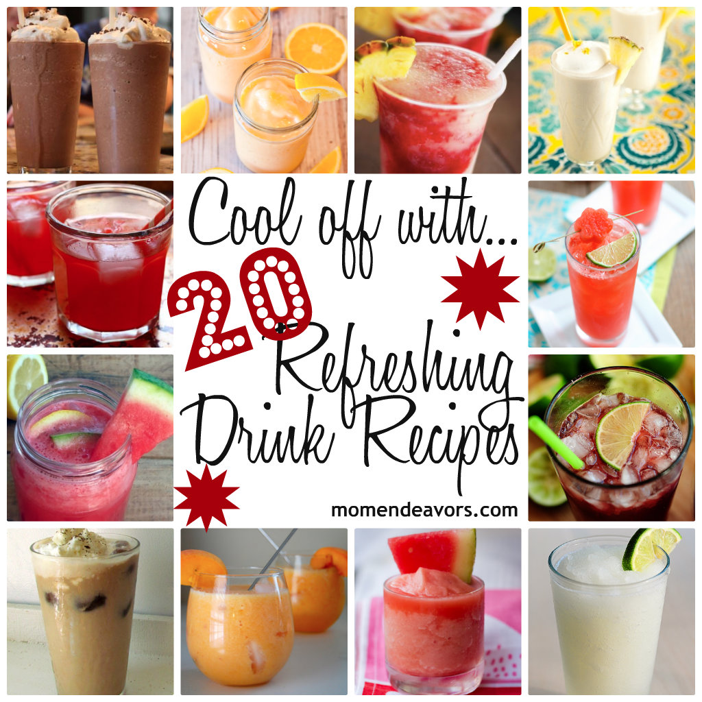 Drink Recipes Roundup