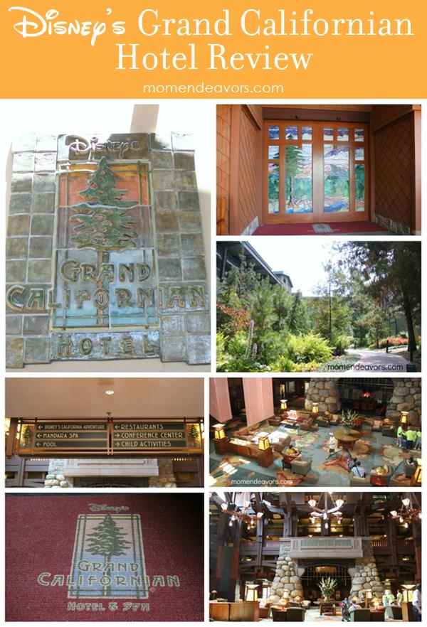 grand californian hotel review