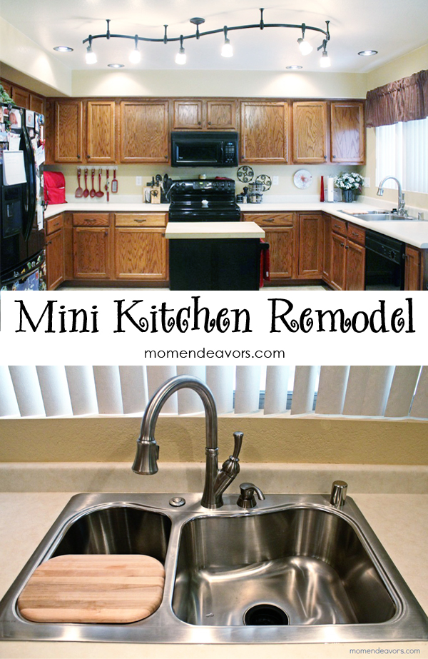 mini kitchen remodel