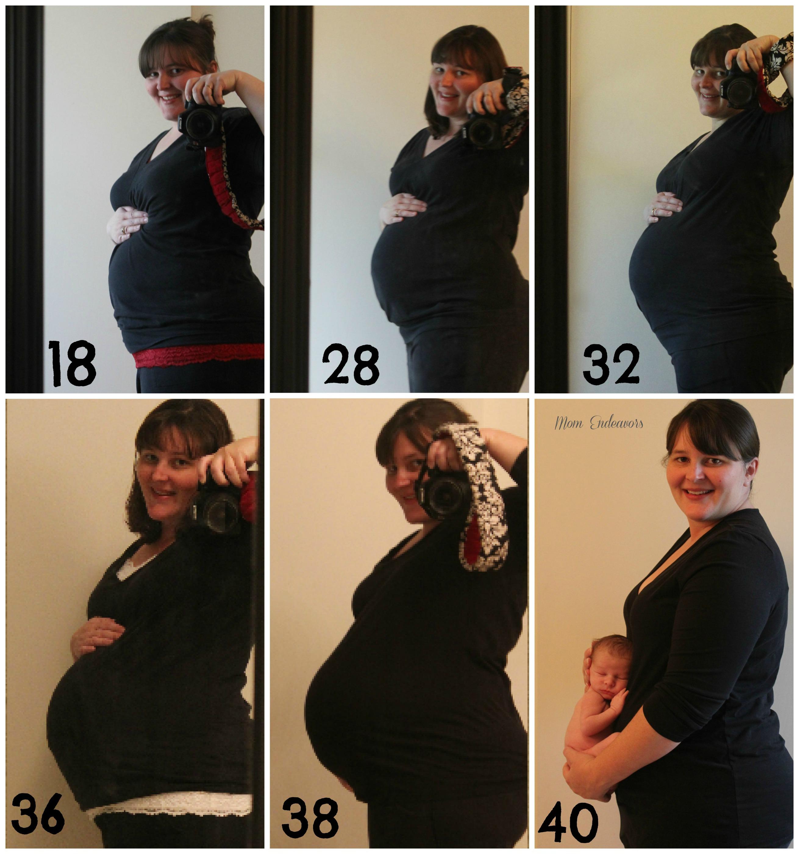 Plus Size Maternity Shoot - The Big Girls Code