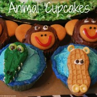 Wild Kratts Party – Jungle Animal Cupcakes Directions!