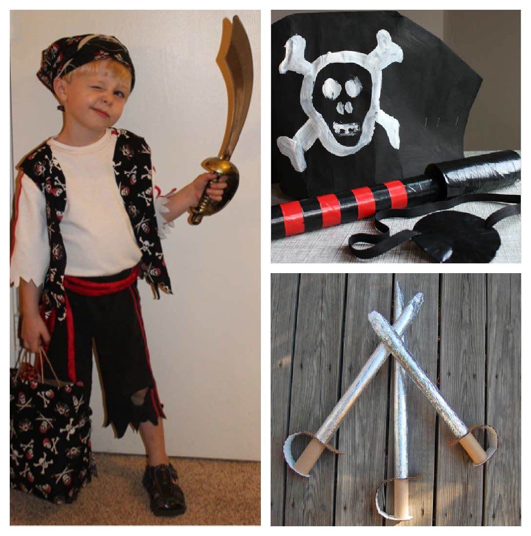 Diy Pirate Costumes Crafts Amp Treats