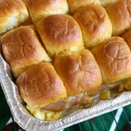Gameday Breakfast Sliders
