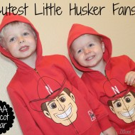 Team Spirit for Kids #MascotWear {College Football Saturday Tailgate}
