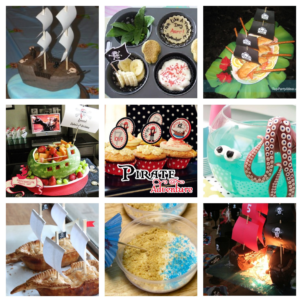 Caribbean Dinner Party Menu Ideas Part - 42: ... Tutorial Party Food. Diy Pirate Costumes Crafts Treats