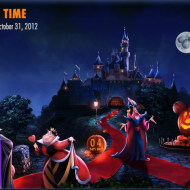 Halloween Time & Mickey's Halloween Party at Disneyland {Travel Tuesday}