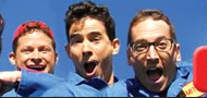 Local Phoenix Area Event: Imagination Movers Concert!