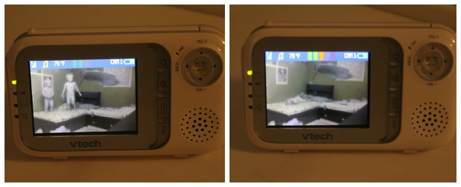 vtech safe sound full color video audio baby monitor review. Black Bedroom Furniture Sets. Home Design Ideas
