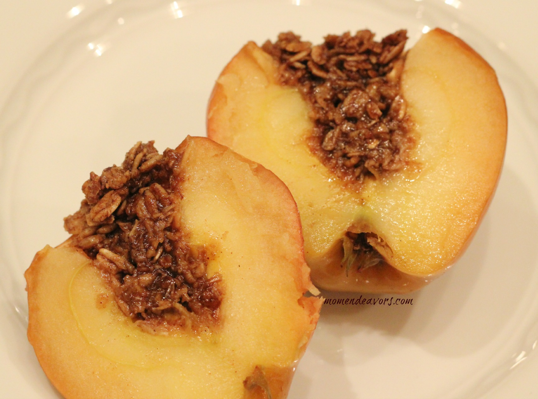 Baked Stuffed Apples Recipe — Dishmaps