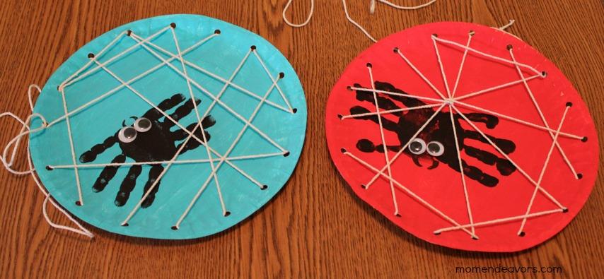 How Spiders Make Webs For Kids
