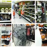 Getting Ready for Halloween #KmartHalloween