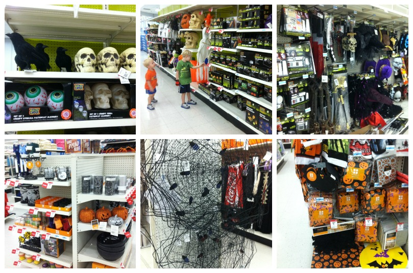 getting ready for halloween kmarthalloween - Kmart Halloween Decorations