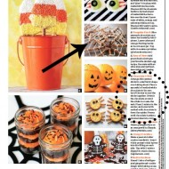 Spider Web Snacks – Parenting Magazine Feature