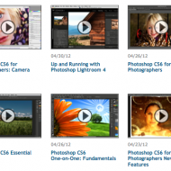 Learning Photoshop with Lynda.com {Giveaway reminder!}