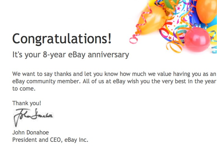ebay how to change your email