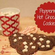 Peppermint Hot Chocolate Cookies {and 50+ Homemade Holiday Sweet Treats}