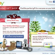 Gift lists made easy with the eBay Holiday Gifting App