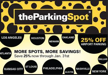 parking spot lax coupon code