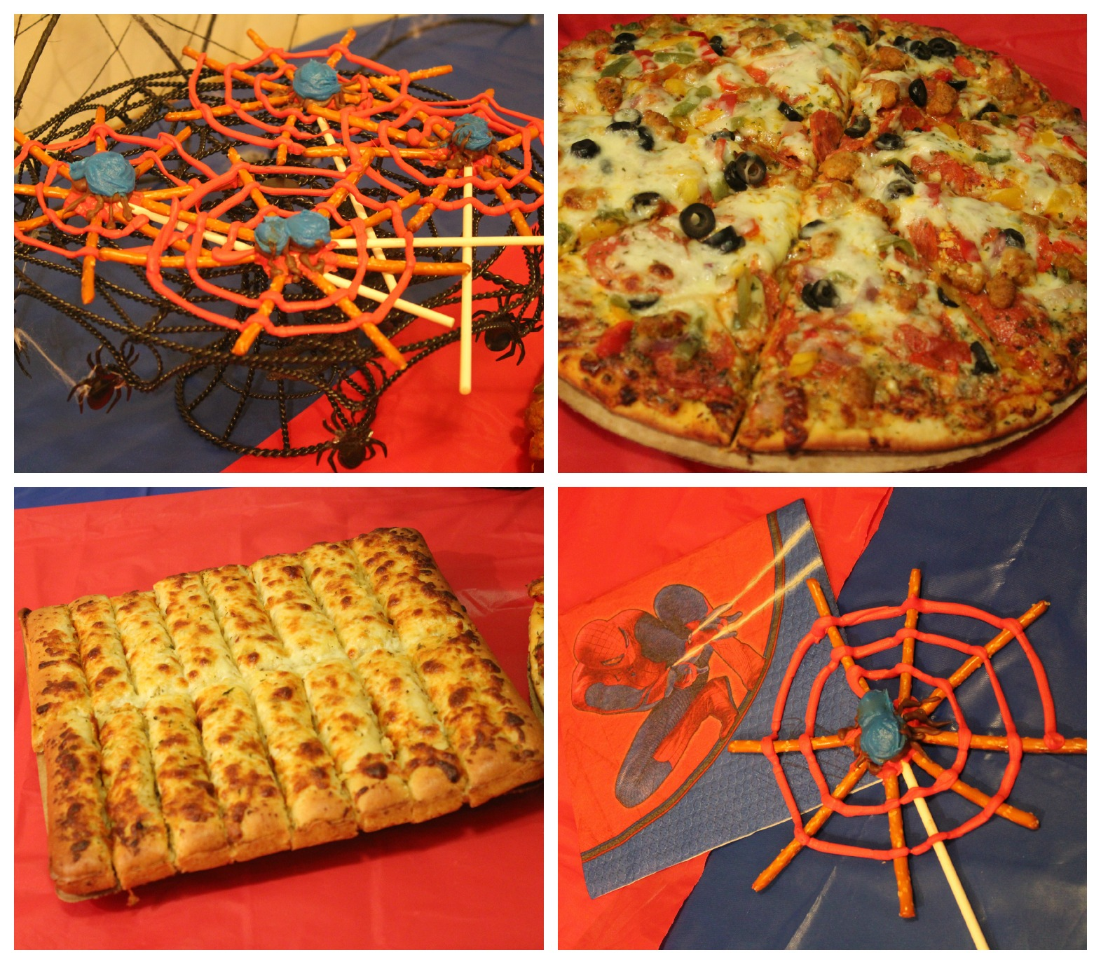 Pizza Cover Bed