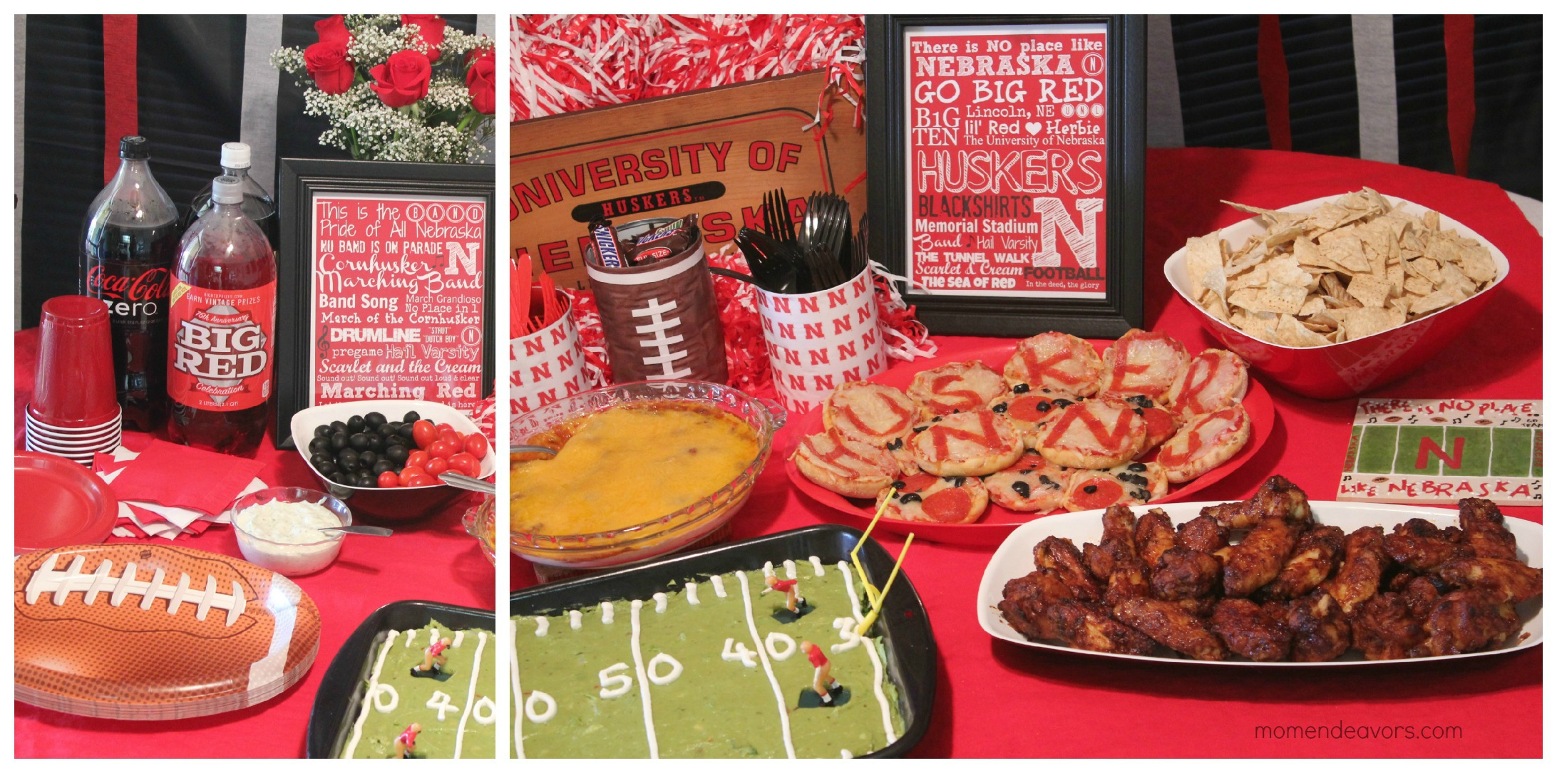 Tailgate Party Food Ideas
