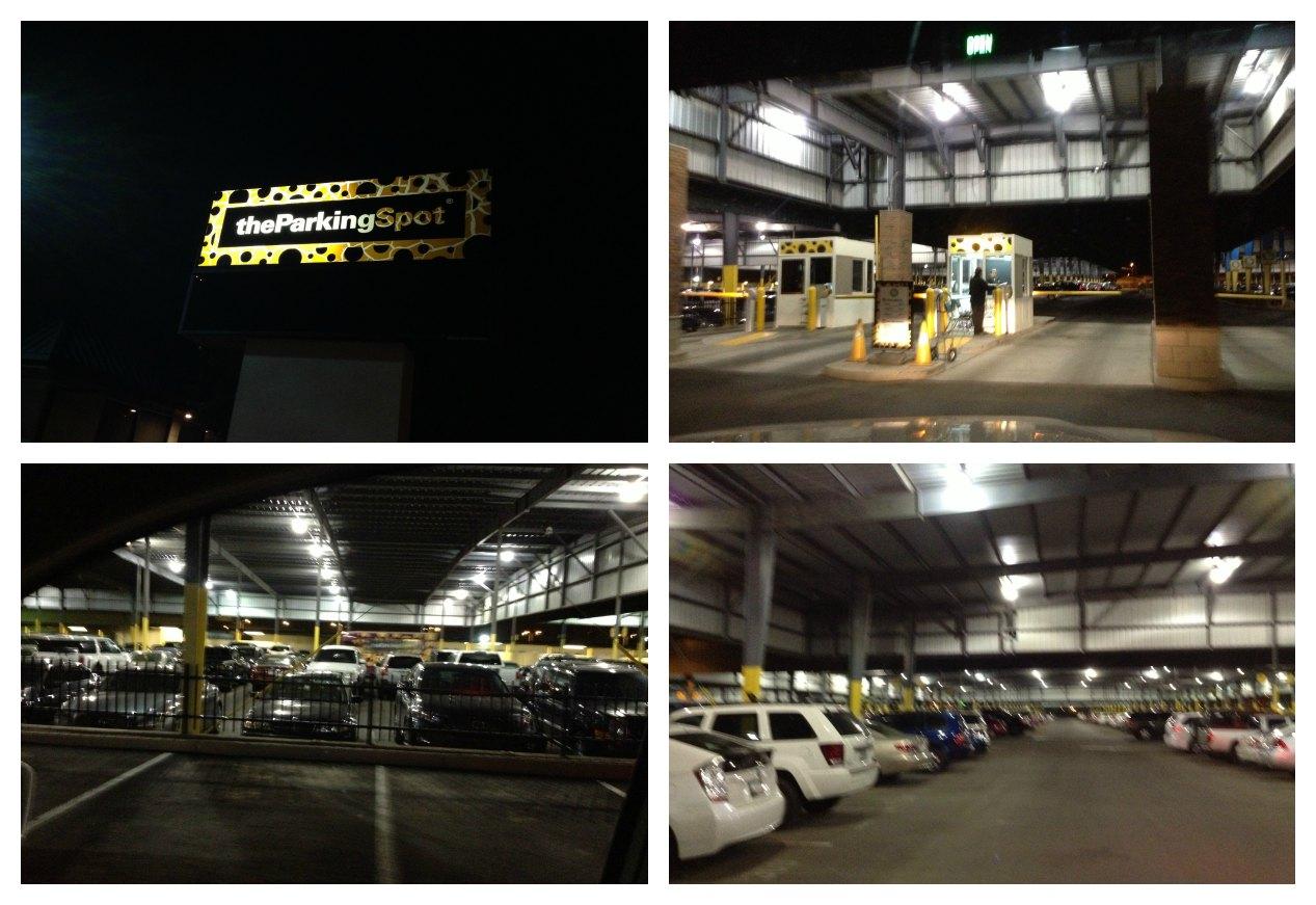 Car Parking Near Pittsburgh Airport