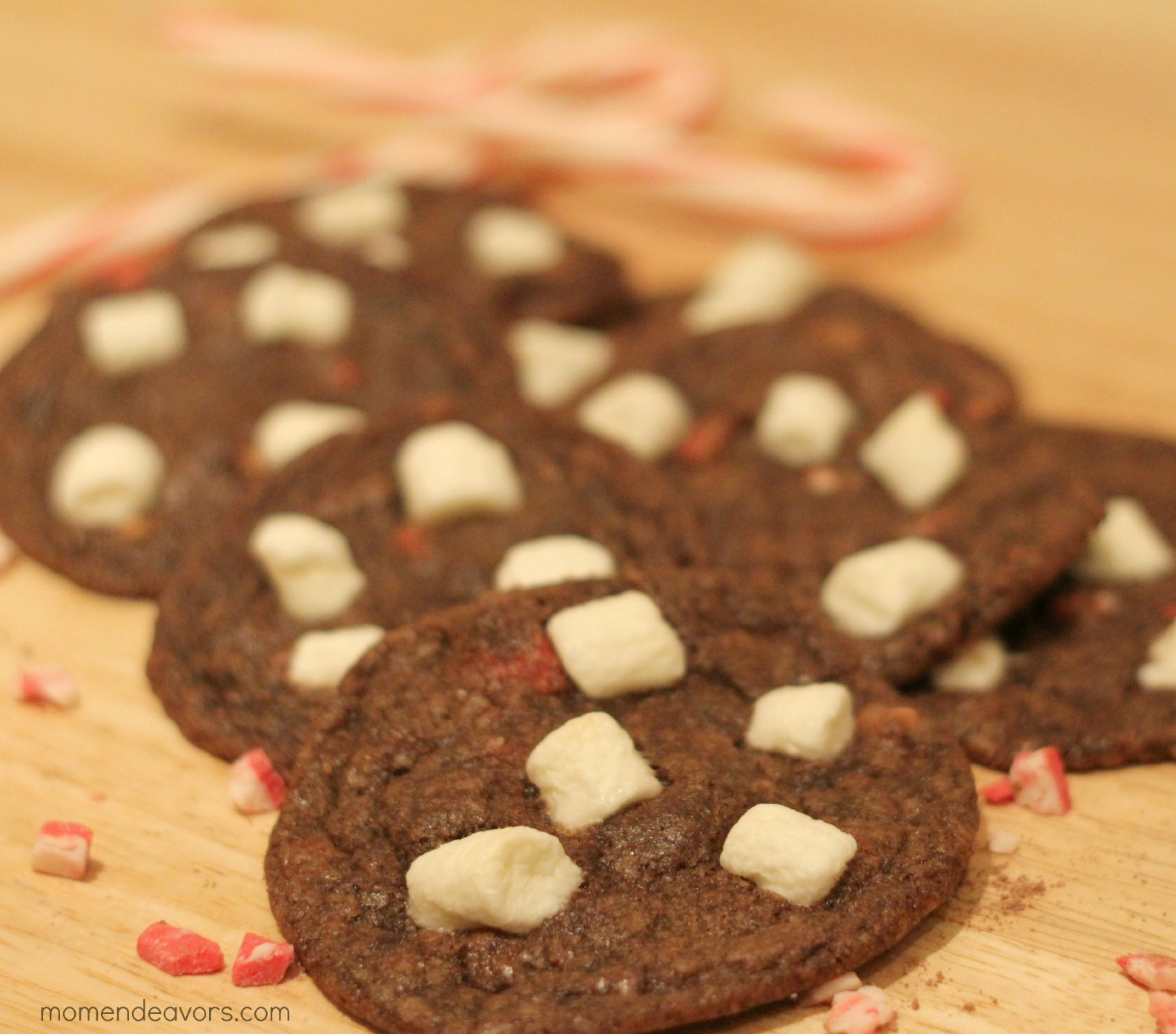 Peppermint Hot Chocolate Cookies {and 50+ Homemade Holiday Sweet ...
