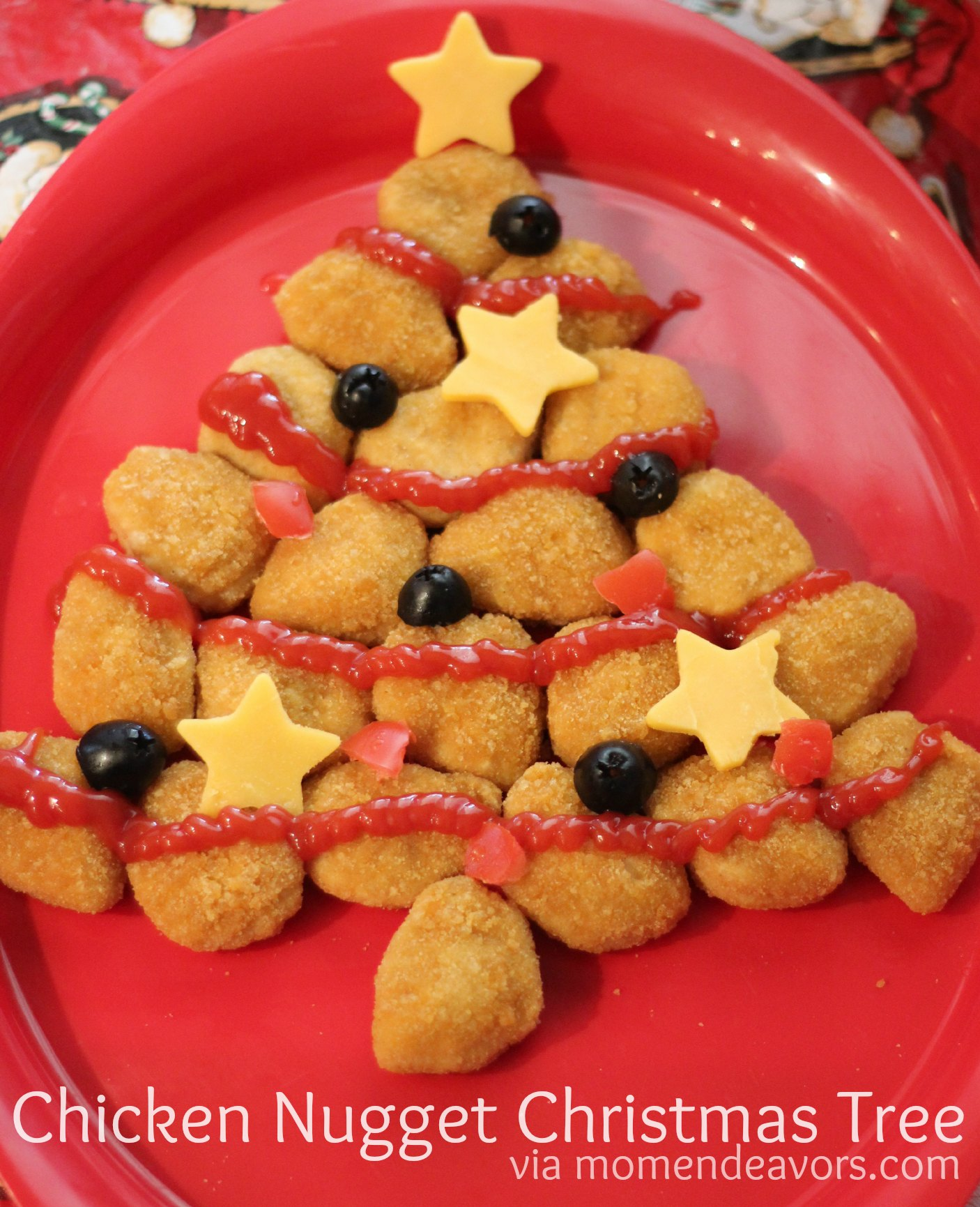 Easy Holiday Food Crafts