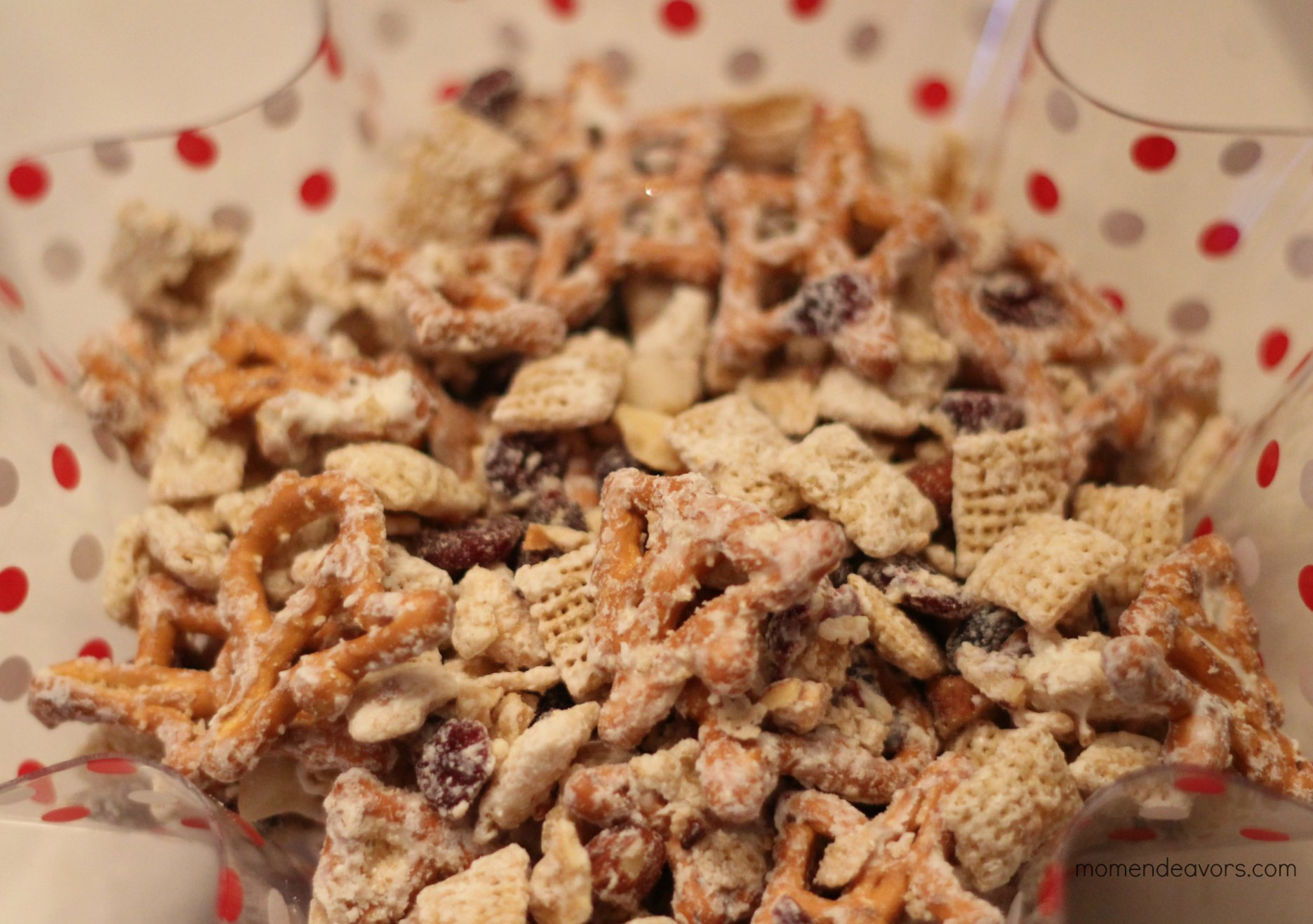 Chex Mix Christmas.White Chocolate Chex Mix Aka Christmas Crack