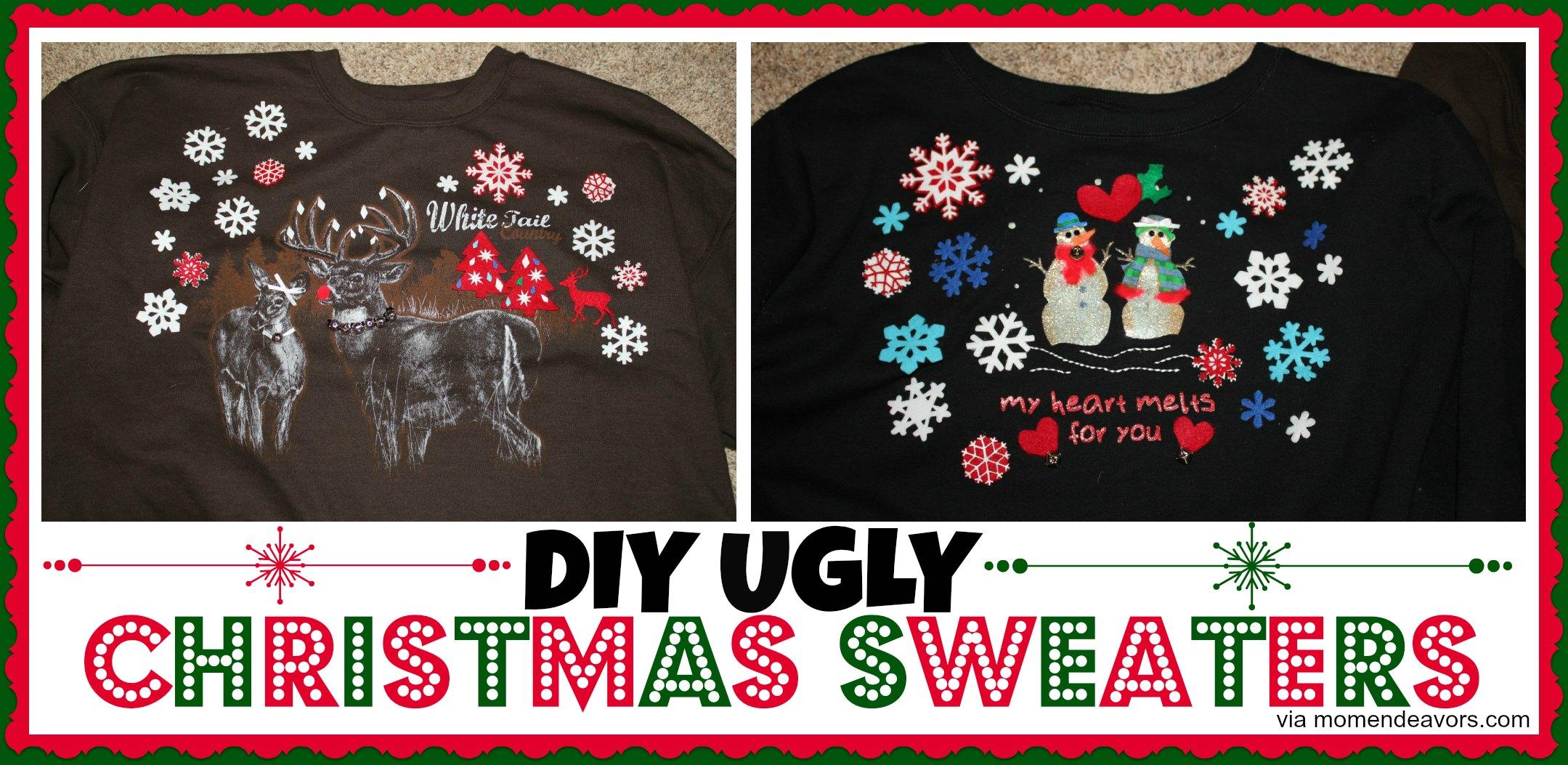 Walmart Ugly Christmas Sweater
