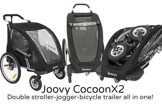 Joovy CocoonX2 Review