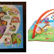 Tiny Love Gymini Move & Play Activity Mat {Review & Giveaway!}