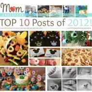 Top 10 posts of 2012!