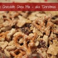 "White Chocolate Chex Mix — aka ""Christmas Crack""!"