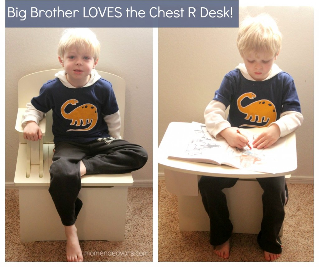 Chest R Desk