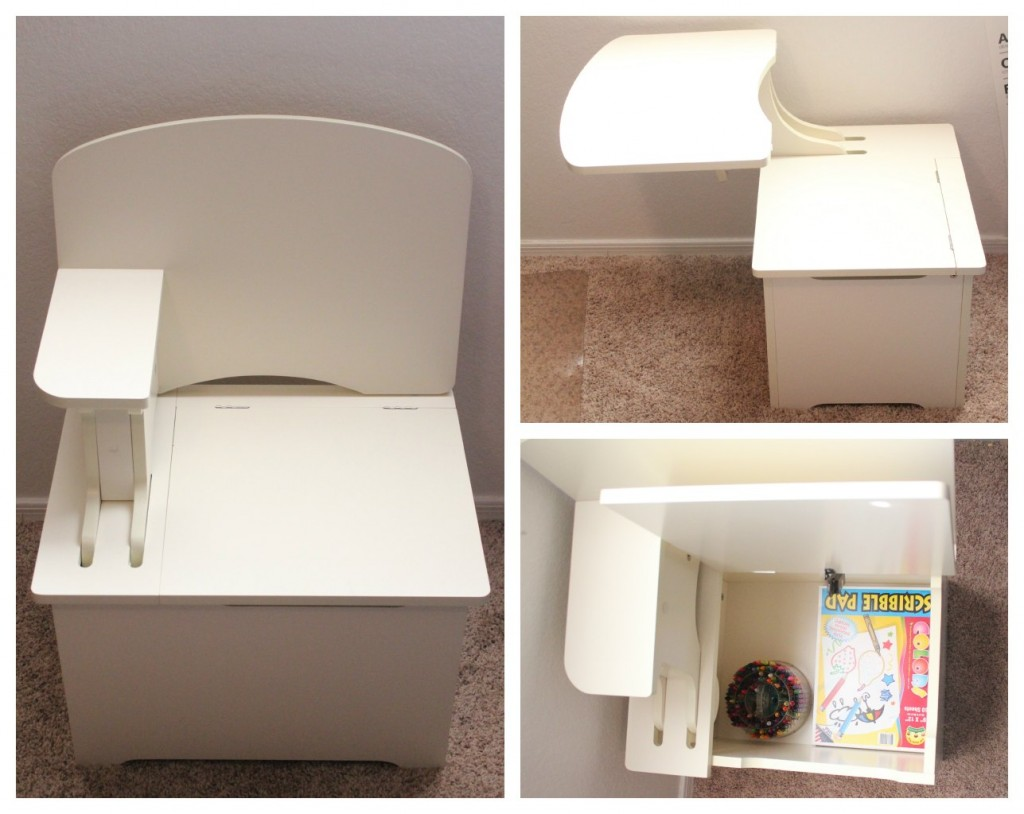 Getting Organized With Chest R Desk