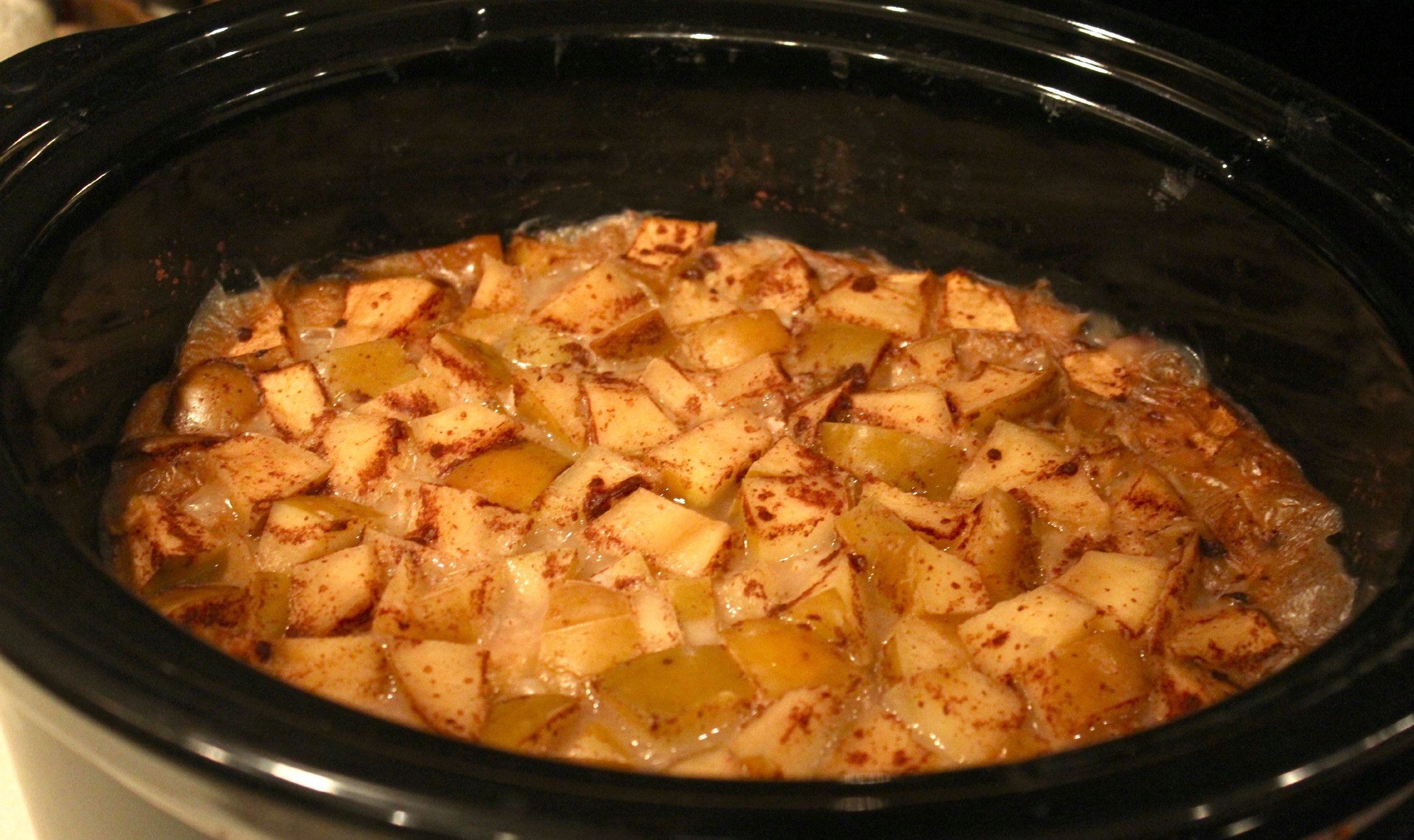 oats slow cooker apple pie steel cut oats vegan gluten free sensual ...