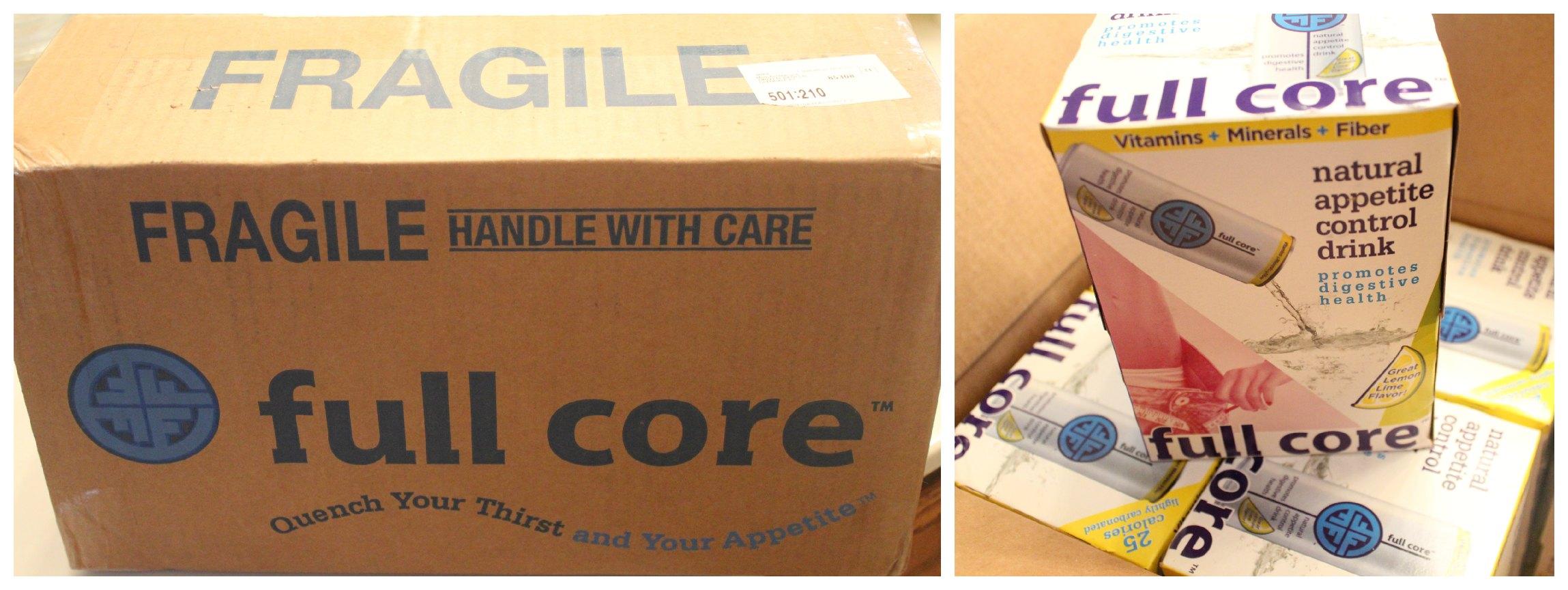 Full core shipping