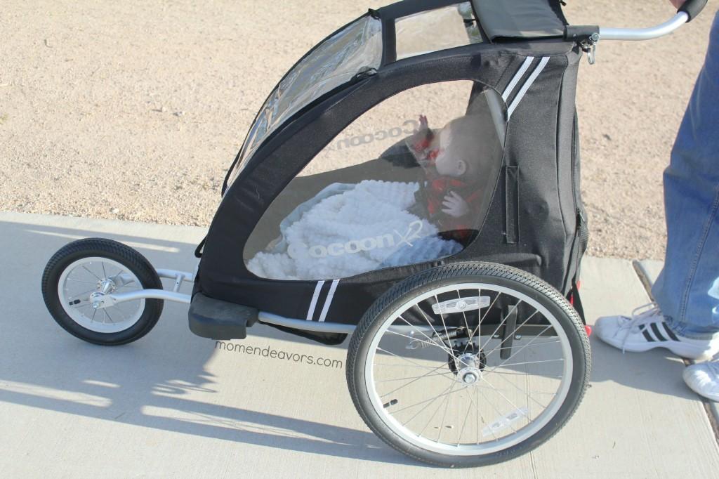 Joovy Cocoon Jogging Stroller