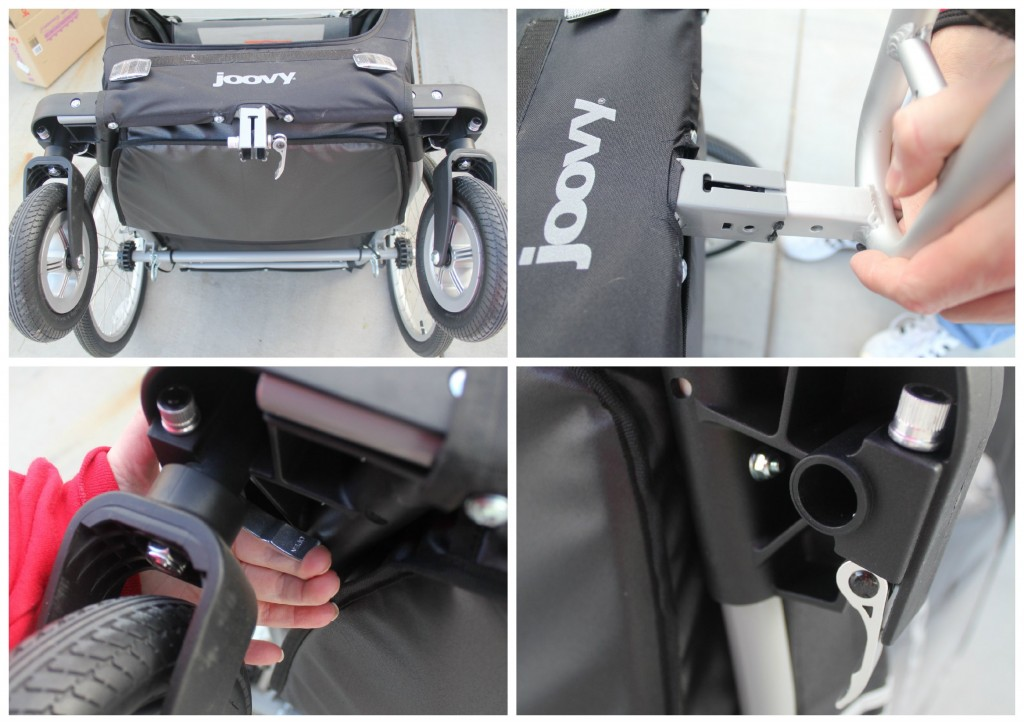 Joovy Stroller Conversion